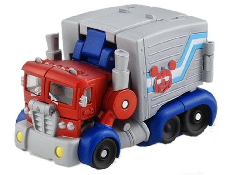 In Truck Mode