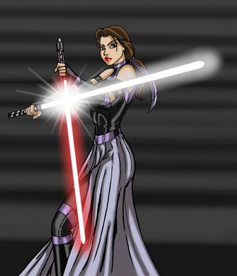 Sith Princesses/Darth Disney
