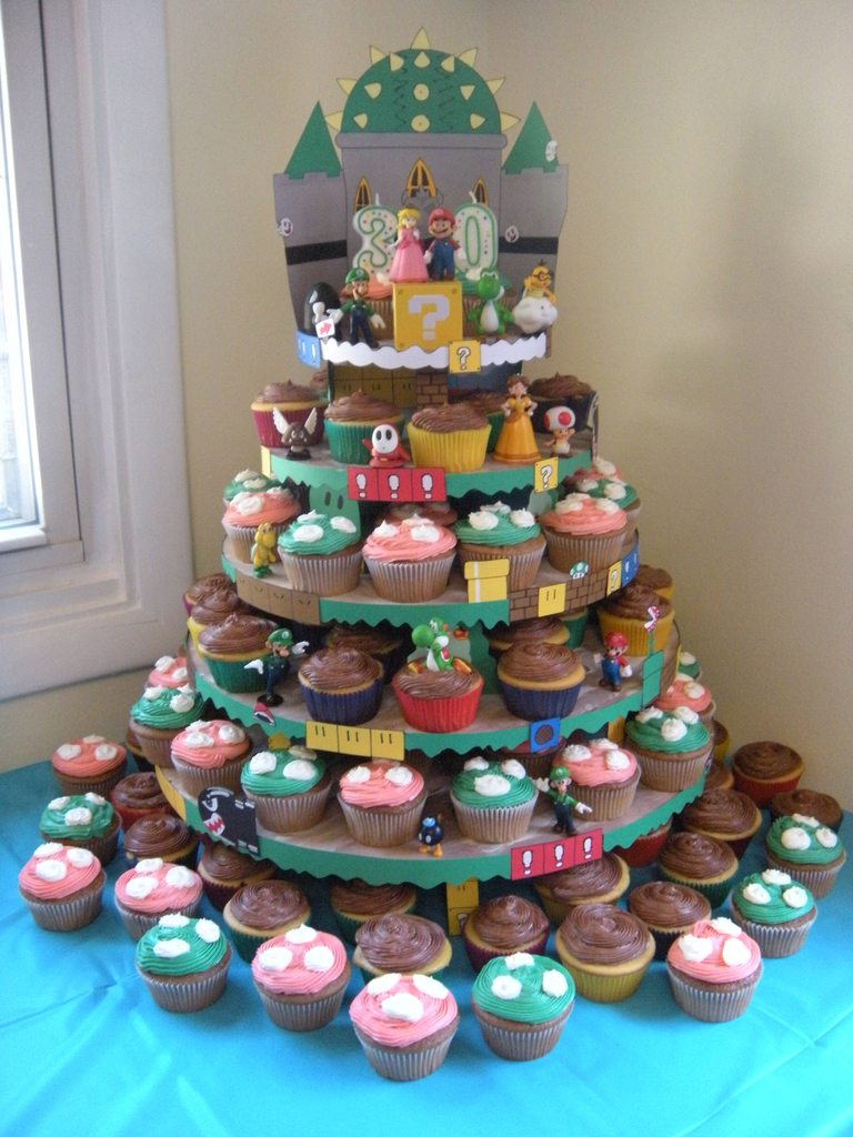 Men 30th Birthday Cakes