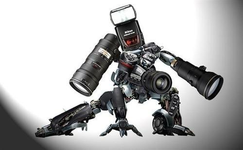 Camera Transformers