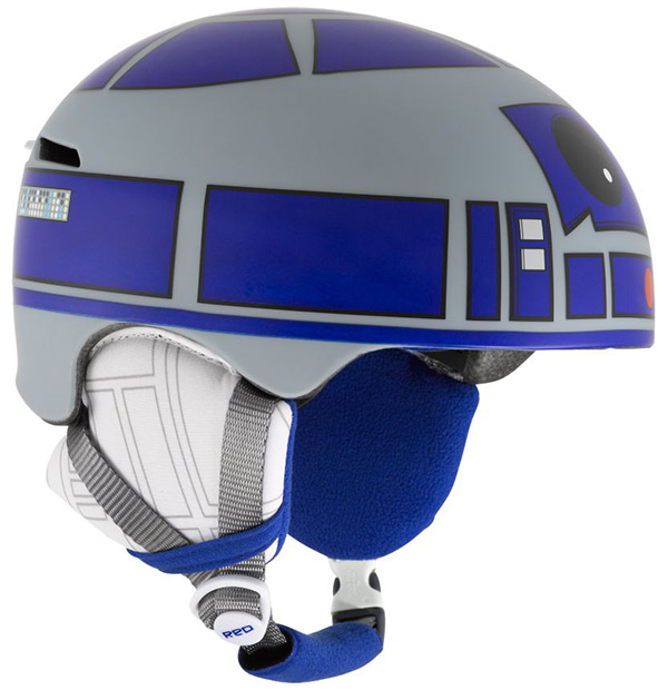 Burton RED Avid Grom R2-D2 Helmet 