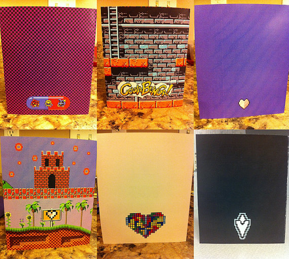 2012 6 Pack Card Templates GREAT DEAL