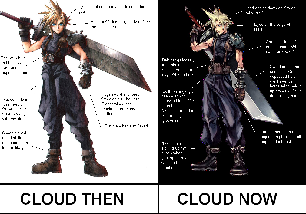 How JRPG Character Design Has Changed Over the Years