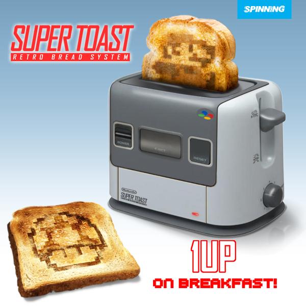 SNES Toaster