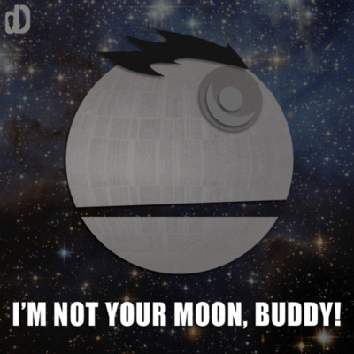 That&amp;#8217;s no moon.