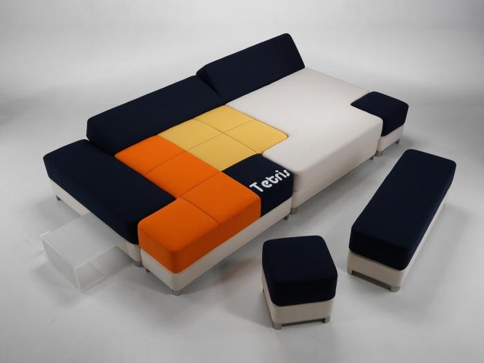 Tetris Sofa