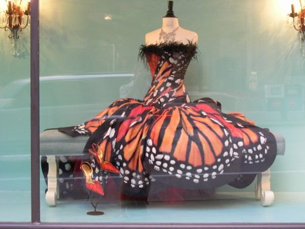 Monarch Butterfly Dress