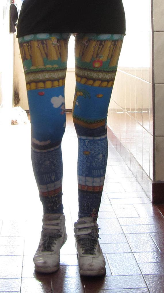 Wonderboy leggings / Free shipping