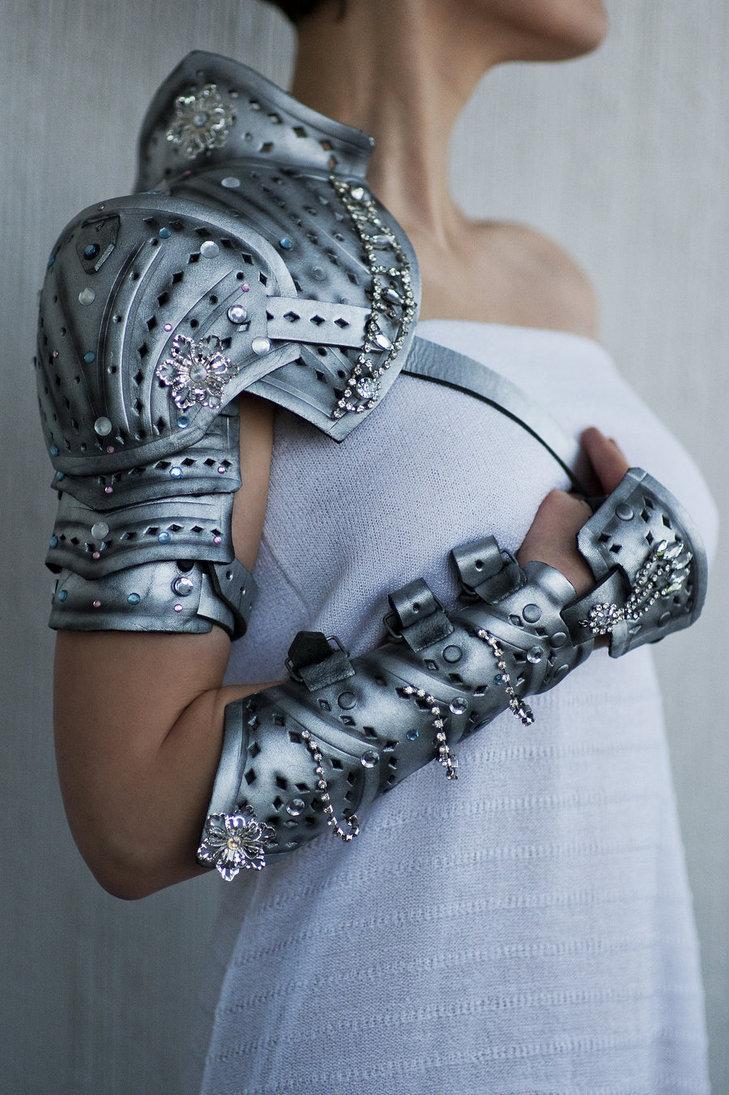 Metal Decorative Spikes Armor Apocalypse