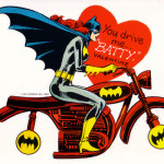 Bat Girl dc-comics-valentines-c-1978-1980