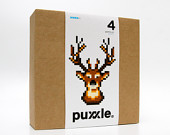 Reindeer Puxxle - The Pixel Puzzle