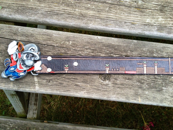 Super Mario Belt - Or Other Video Game