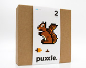 Squirrel Puxxle - The Pixel Puzzle