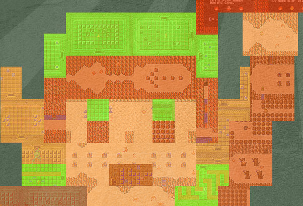 Zelda 8bit Theatre Hookshot2 mini Pixel Art: 8 Bit Encore ~ The Legend of Zelda (NES)
