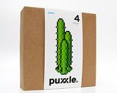 Cactus Puxxle - The Pixel Puzzle