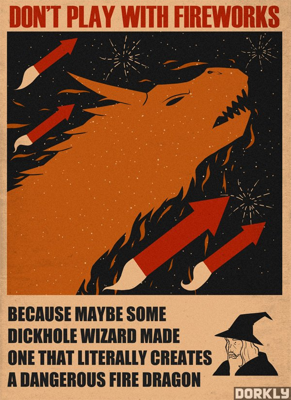 Middle Earth PSAs - Image 1